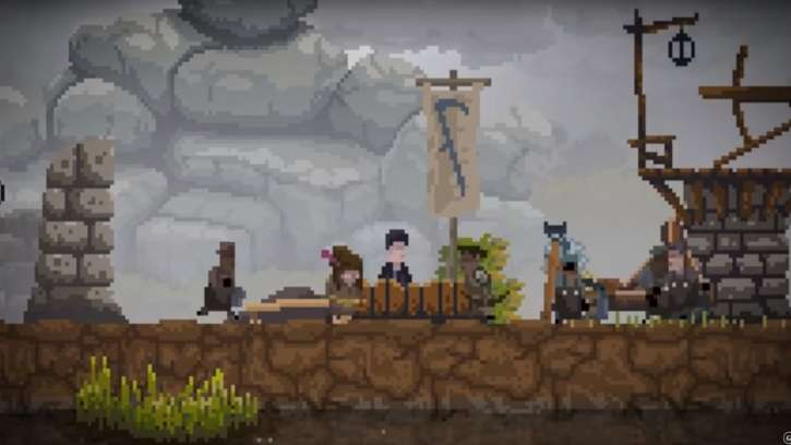 The Two-Dimensional Kingdom: New Lands Is Now Currently Free On The Epic Games Store