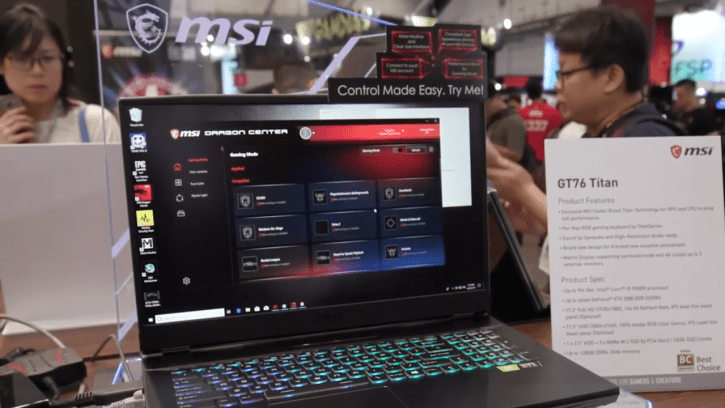 Computex 2019: Three Futuristic Gaming Laptops with 'Desktop-Like' Performance