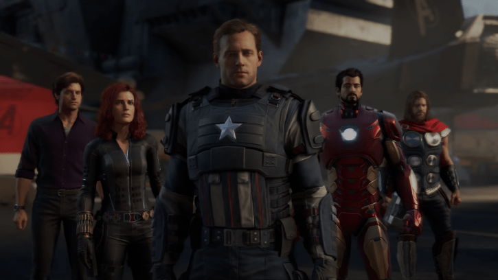 Crystal Dynamics' Upcoming Avengers Game Is Shaping Up To Be Their Biggest Adventure Yet