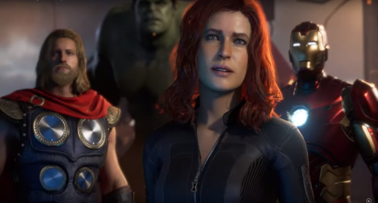 Crystal Dynamics' Creative Director Admits Upcoming Marvel Avengers Game Might Deal With the Multiverse