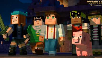 Minecraft: Story Mode Is Leaving Stores, One Of Many Telltale Game That Are Disappearing