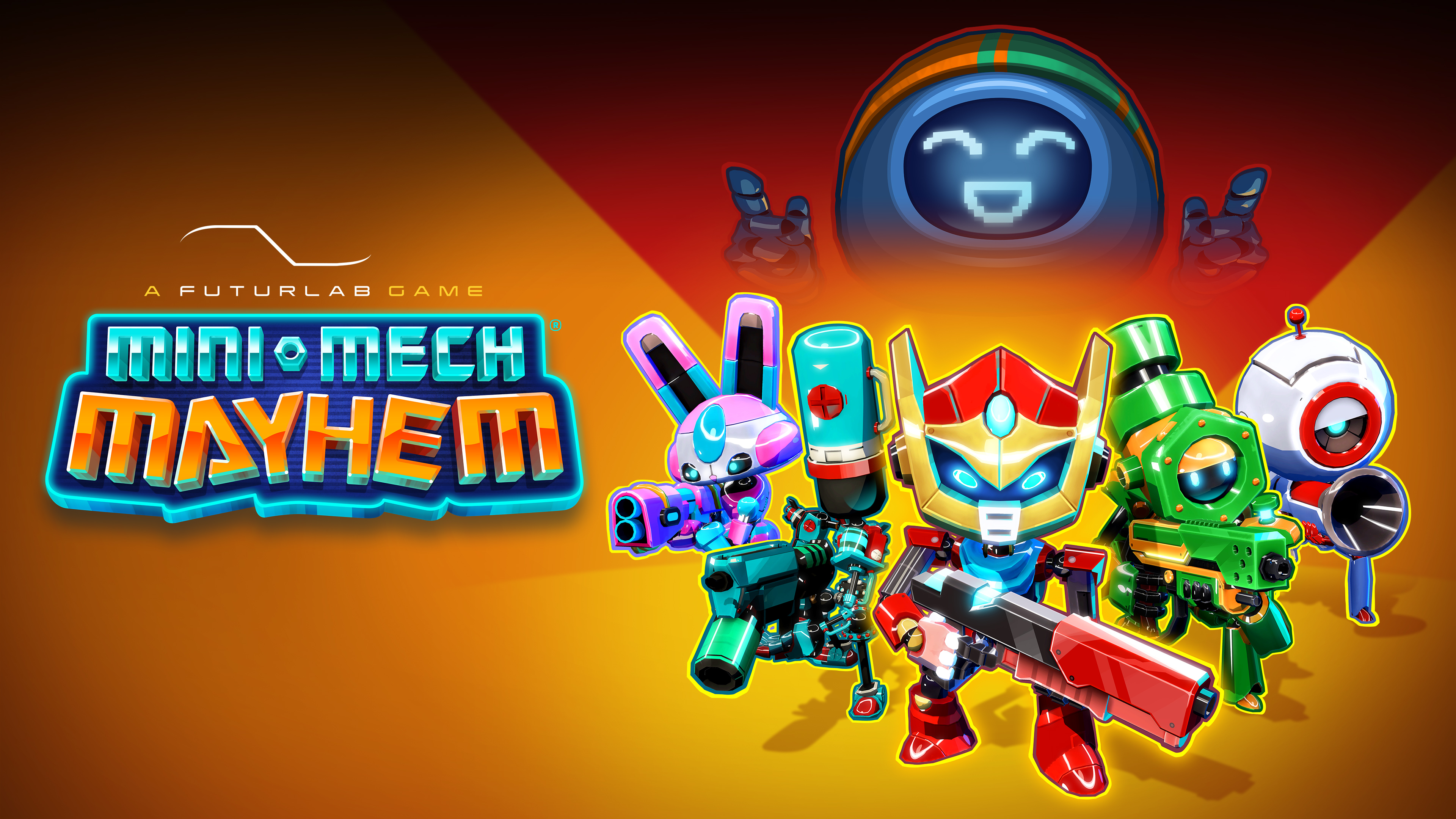 Mini-Mech-Mayhem Brings A Strategic Mech Battle Game To VR, Digital Strategy Has Never Been So Cute