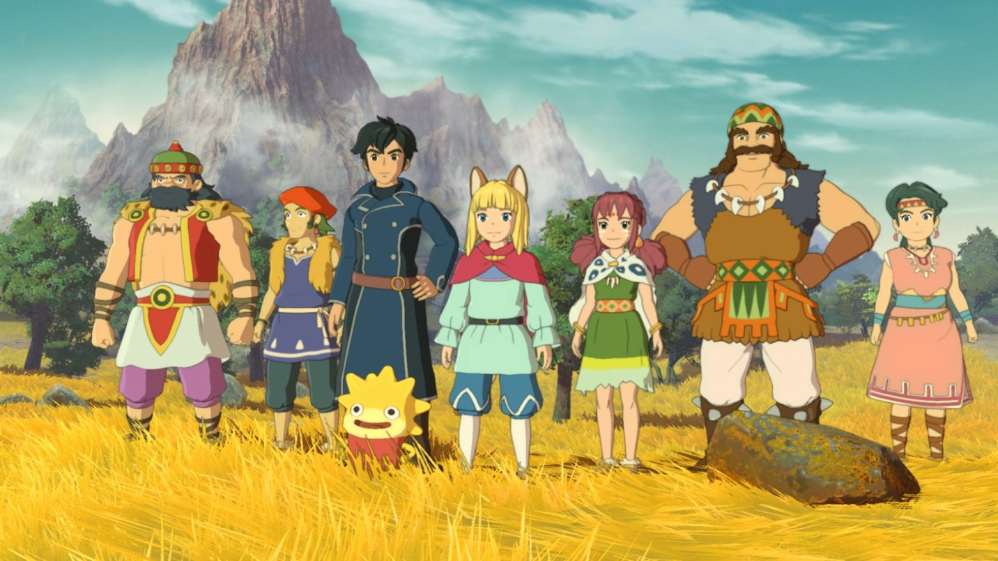 Ni No Kuni: Wrath of the White Witch is Being Remastered And Released On Modern Consoles