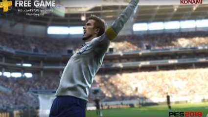 Pro Evolution Soccer 2019 Will Be Completely Free In July For PlayStation Plus Members