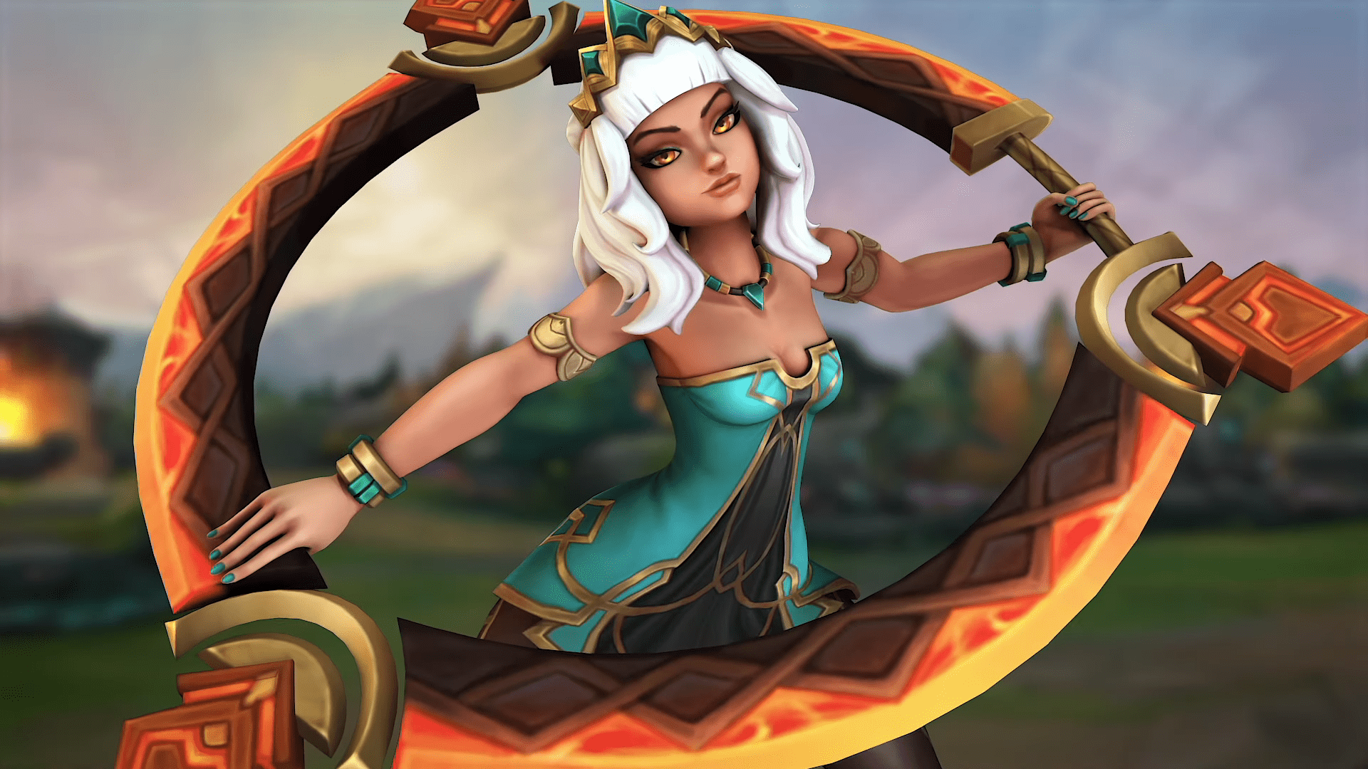 Riot Games Shows Off Abilities For New League Of Legends Champion Qiyana