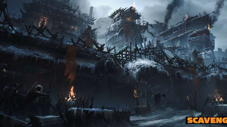 Scavengers Brings A New World Of Survival And First Person Shooting To E3