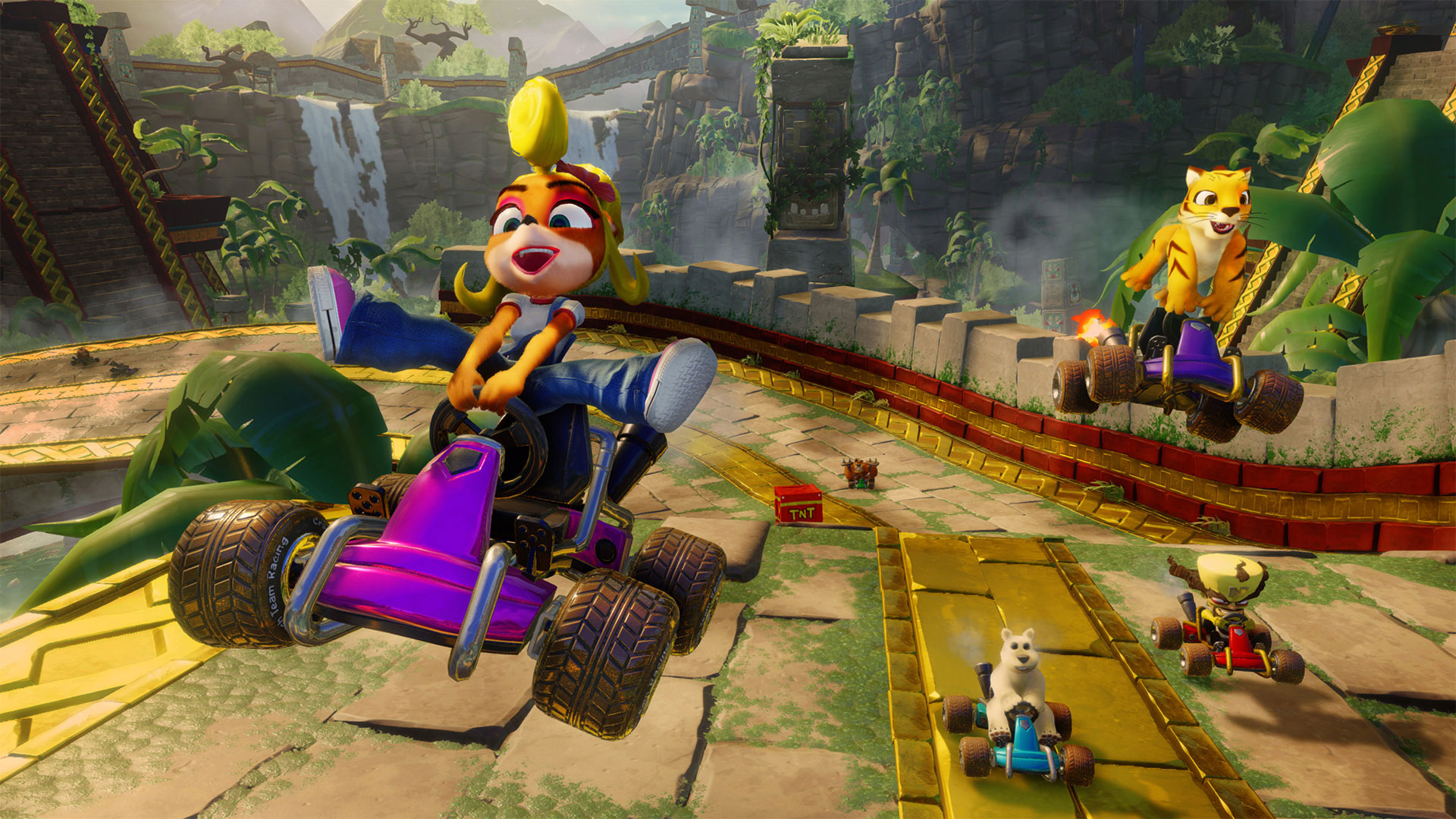 Crash Bandicoot Comes Crashing Into Release This Week With Its New High Speed Racing Game