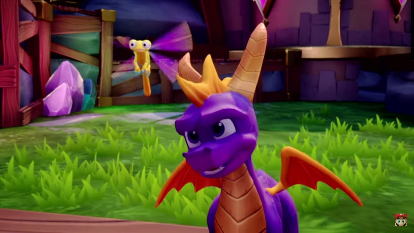 The Spyro Reignited Trilogy Will Be Joining The Nintendo Switch Family After All