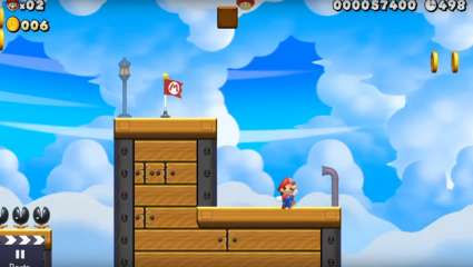 Speedrunner Breaks Super Mario Bros. Record With Warpless Sub-19 Minute Run And It Only Took Four Tries