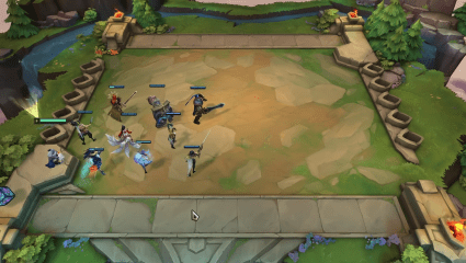 Teamfight Tactics Hits League Of Legends Live Servers With Long Queue Times Warning