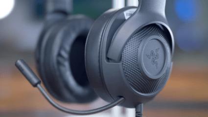Razer Kraken X Ultralight 7.1 Channel Surround Sound Gaming Headphones