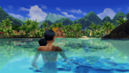 The Sims 4 Island Living Expansion Pack Welcomes Mermaids, Dolphins, And More