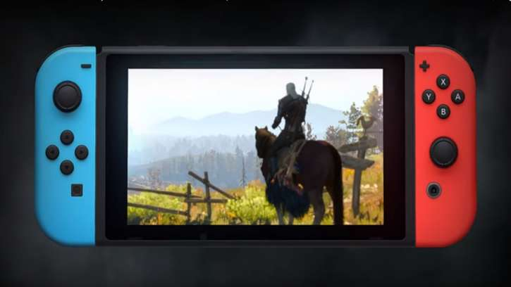 The Witcher 3: Wild Hunt -- The Complete Edition Is Coming To The Nintendo Switch