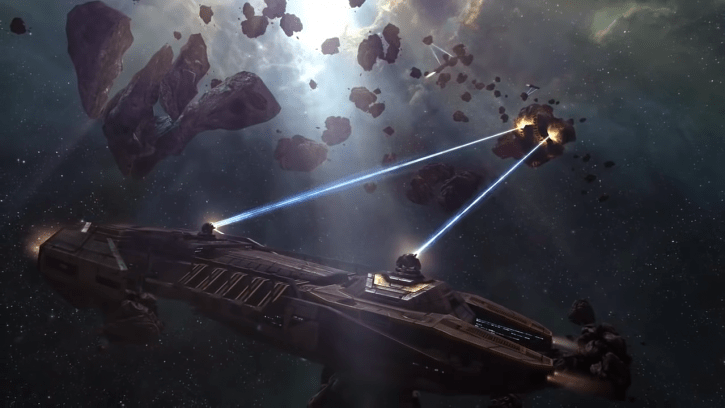 Eve Online Has Outlasted The DDoS Attack, Offering In-Game Rewards For Players