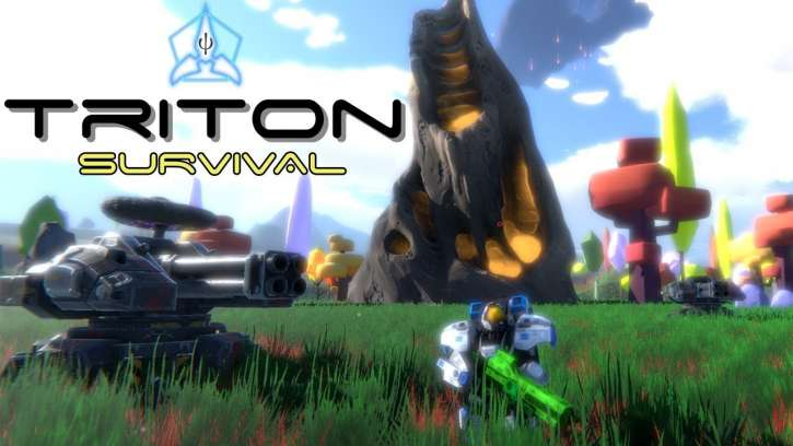 Triton Survival Is Now On Steam Early Access, Interesting Twist On A Overdone Concept