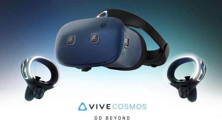 HTC Reveals Specs Of The New Vive Cosmos VR and Fans Are Quite Disappointed