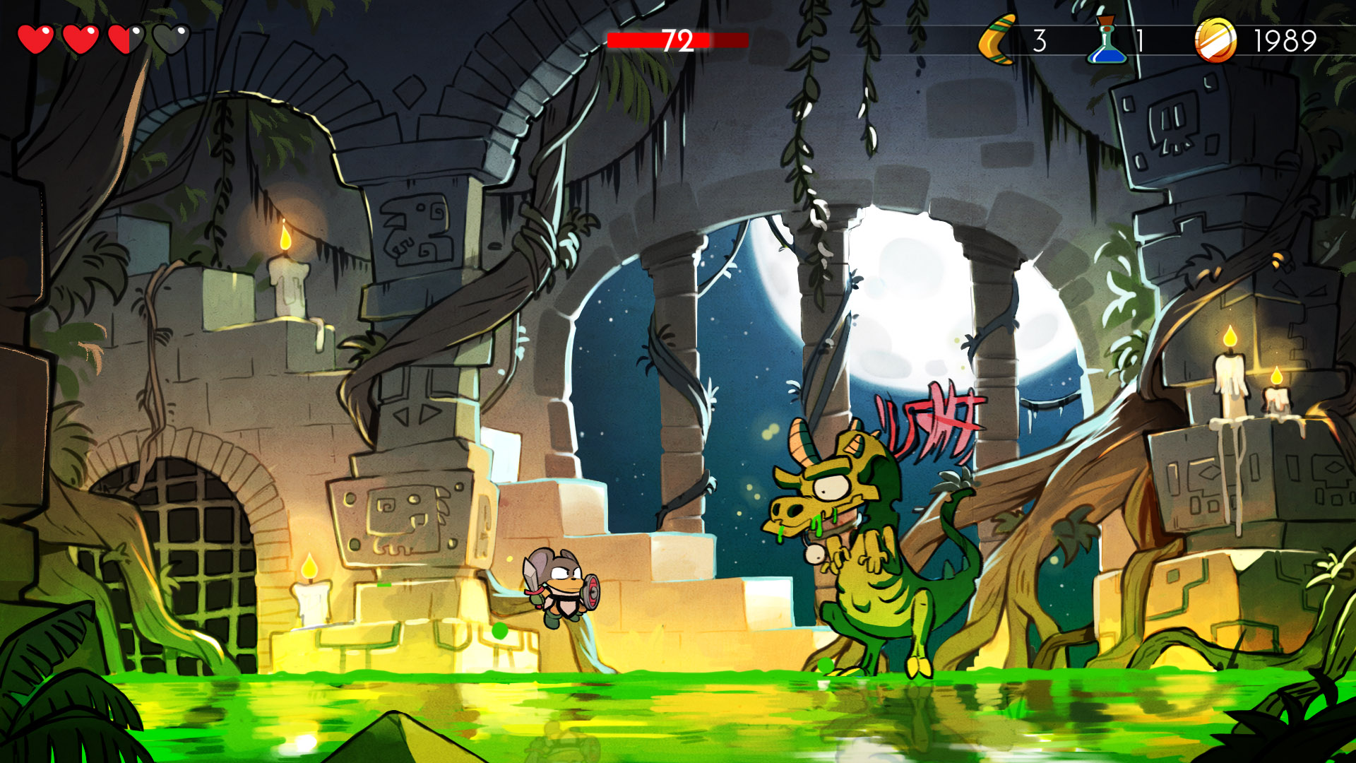Totally Powerful New 2D Platformer Game Legbreaker Will Break Your Legs If You Jump Too High