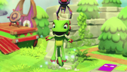 Several Reviews For Yooka-Laylee And The Impossible Lair Are Already Out, It Plays Just Like Banjo-Kazooie