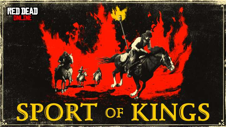 A Brand New Multiplayer Showdown Mode 'Sport Of Kings' Released For Red Dead Online