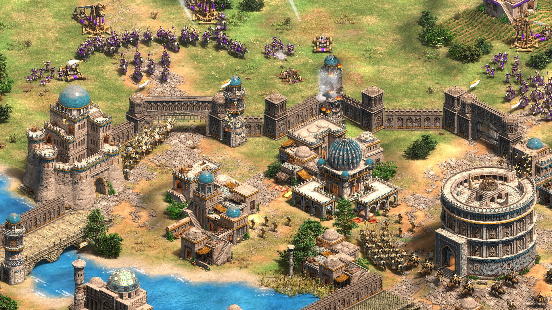 Age Of Empires II: Definitive Edition New Update Brings Quality Of Life Changes, Including New Autoscouting Feature