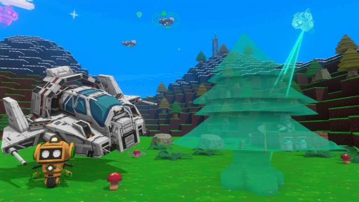 Google Announces Game Builder, A Video Game That Lets You Build Video Games