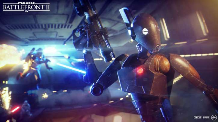 Droidekas Finally Make It To Battlefront 2 In Their Next Big Community Update
