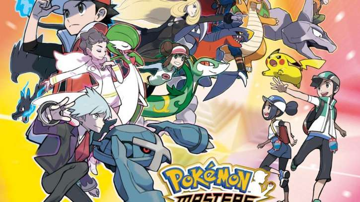 The Latest Pokemon Game, Pokemon Masters, Garners Over 10 Million Users In Just Four Days Since Initial Release