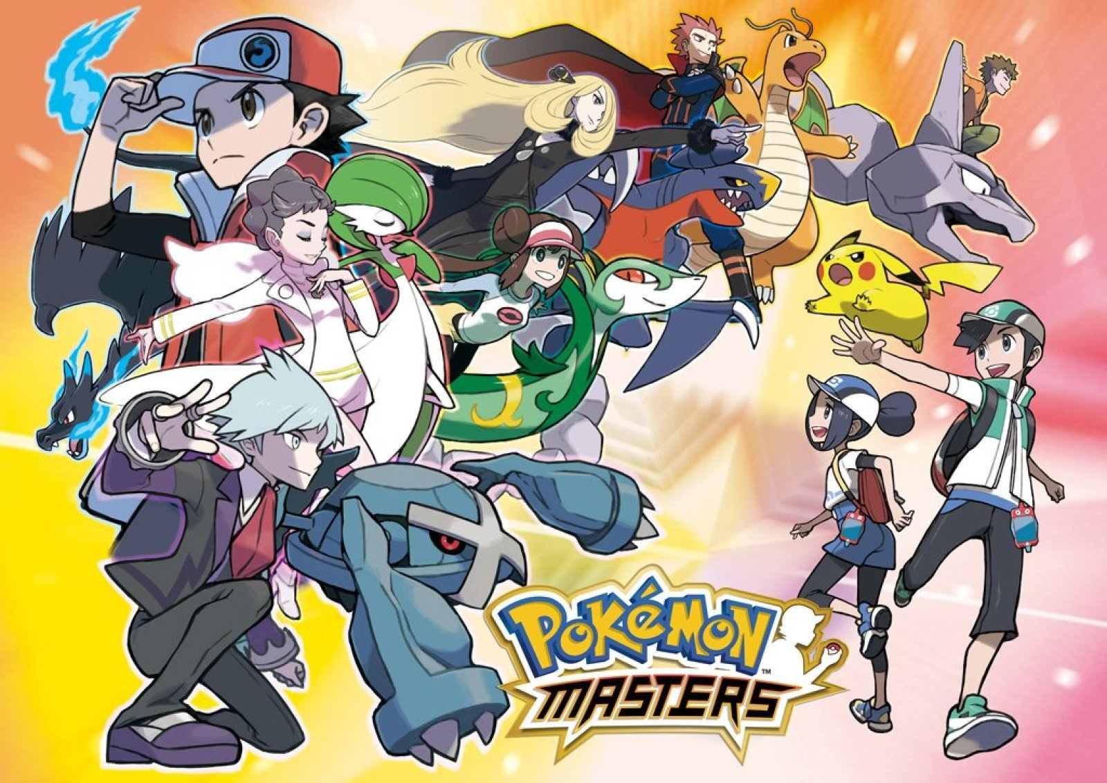 New Content Coming To Pokemon Masters Including Some New Linked Pairs Fresh From Alola And Pokemon Red/Blue