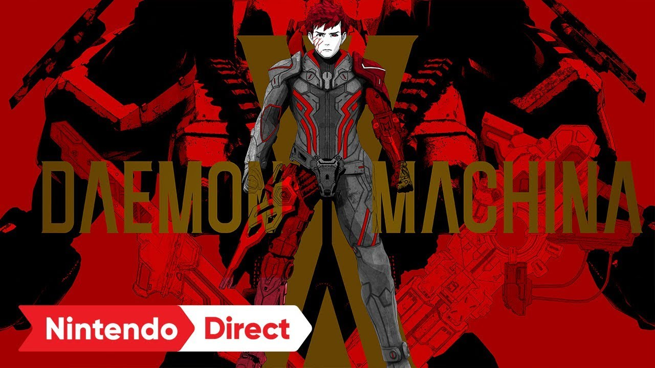 Daemon X Machina Shows A Slew Of Features As Well As A Fall Release Date