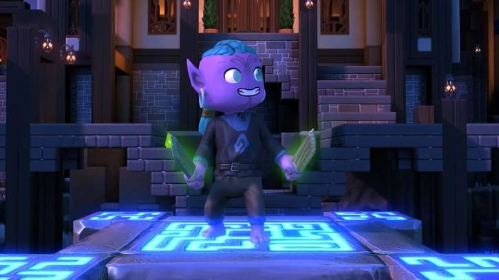 Rogues, Elves, And More Come Together In A New Update For Portal Knights Across All Systems
