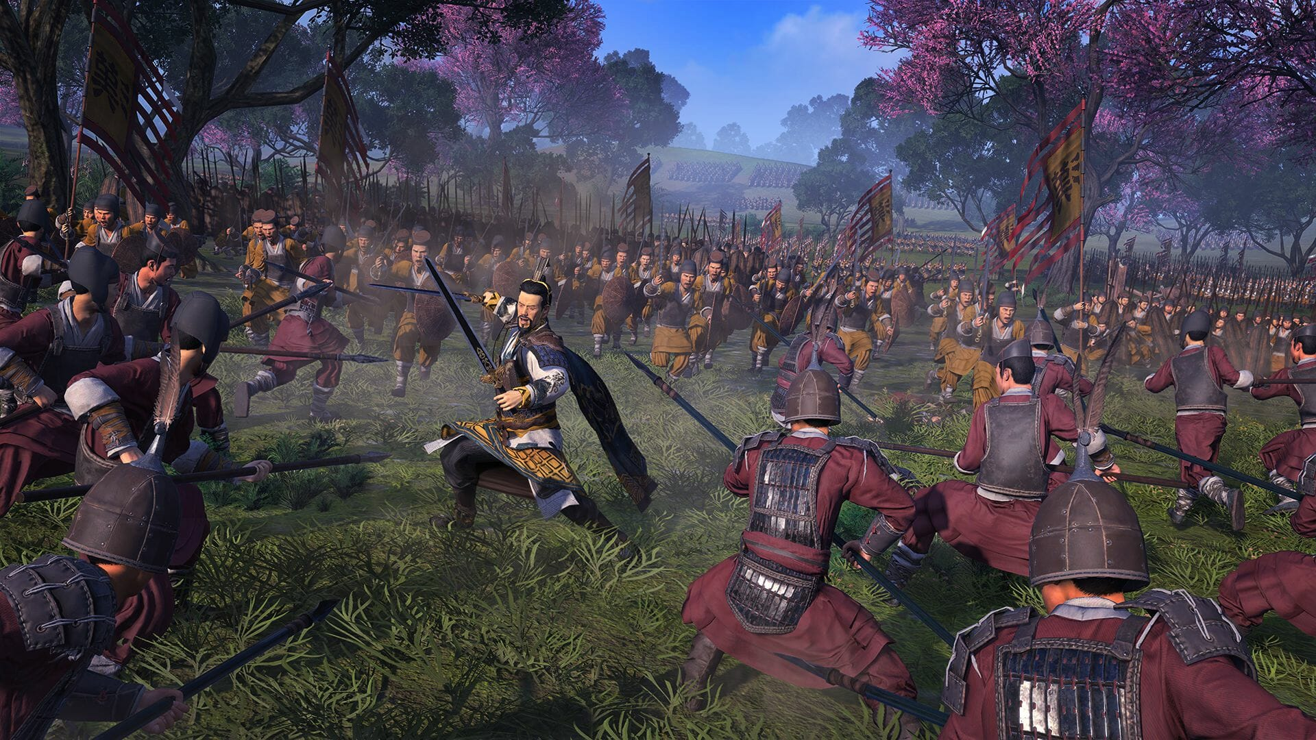 Creative Assembly Hints At Upcoming Total War: Three