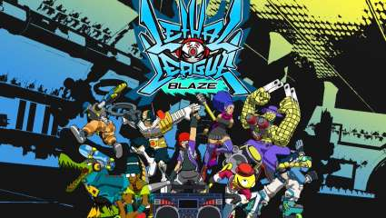 Ain't Nothing Like a Funky Release Date—Lethal League Blaze Is Finally Arriving