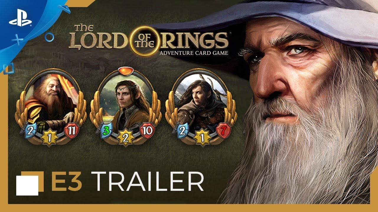 The Lord of the Rings: Adventure Card Game Comes To PS4 On August 8