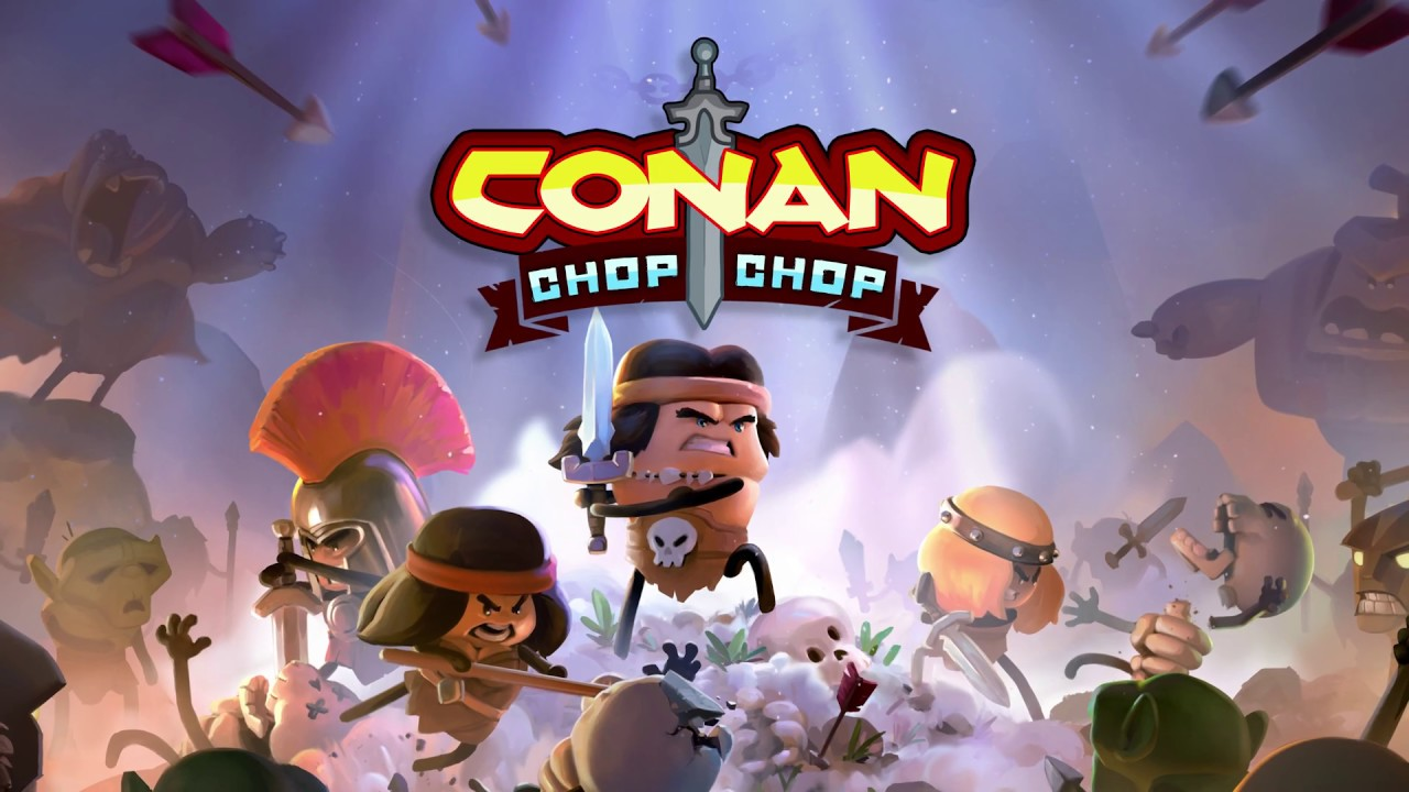 April Fool's Joke Becomes Reality, Introducing Conan Chop Chop From Funcom