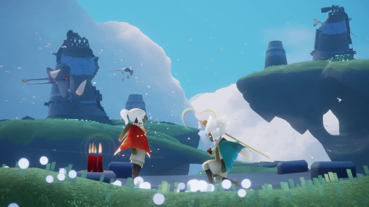 Sky: Children of the Light Explores Kindness, Altruism and Humanity In A Mobile Release