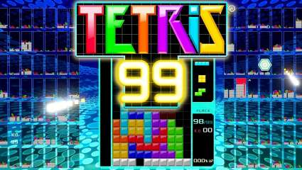 Tetris 99 Battle Royal Style Game Announced For Mobile Release