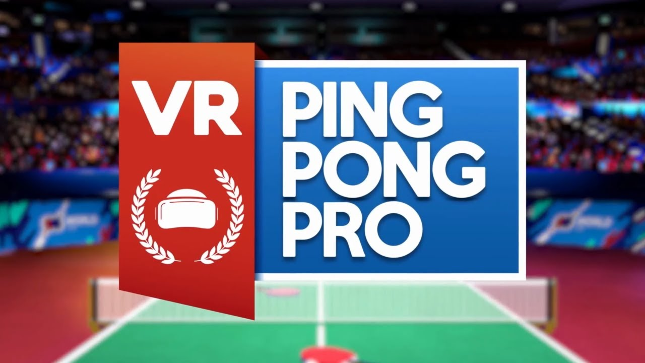 VR Ping Pong Pro Set To Be Released In September For PSVR