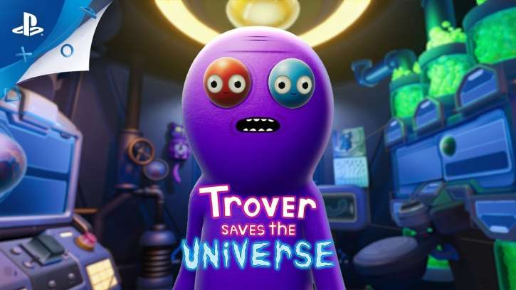 Rick And Morty Creators Announce A New Video Game - 'Trover Saves The Universe'