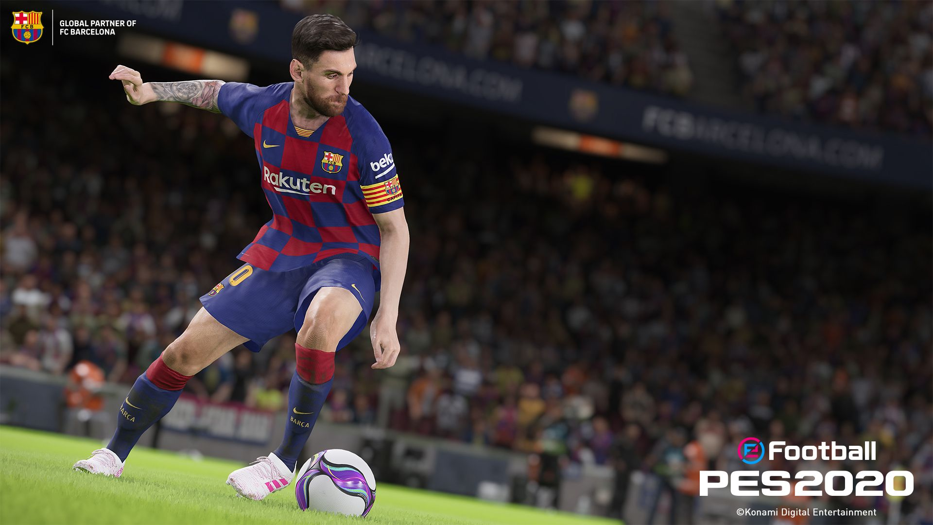 PES Reveals Details About PES 2020 Demo Release Date, Teams, And Game Modes