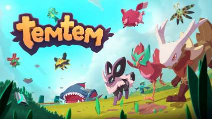 Temtem Is A Combination Of All The Best Parts Of Your Favorite Pokemon Game And Animal Crossing