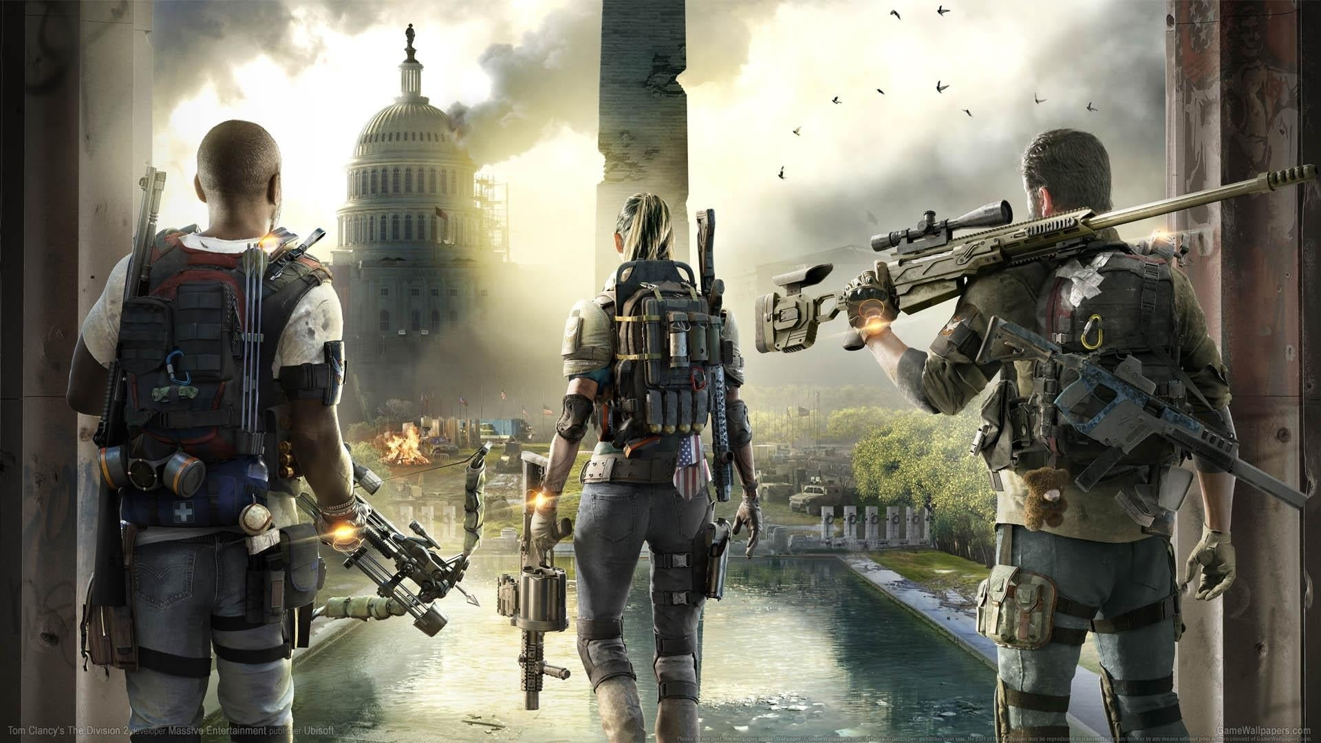 Division 2 Adds New Gunner Specialization To The Game, DLC and Other Patches Rolling In As Summer Progresses