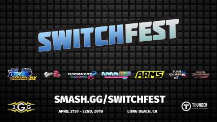 SwitchFest Returns This Fall With Games, Glory, And Big Cash Prizes