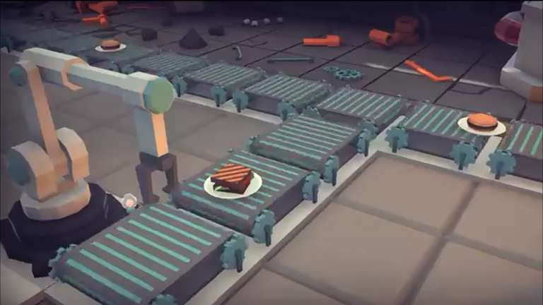 The Quirky Puzzle Game Automachef Is Now Officially Out For The Nintendo Switch And PC