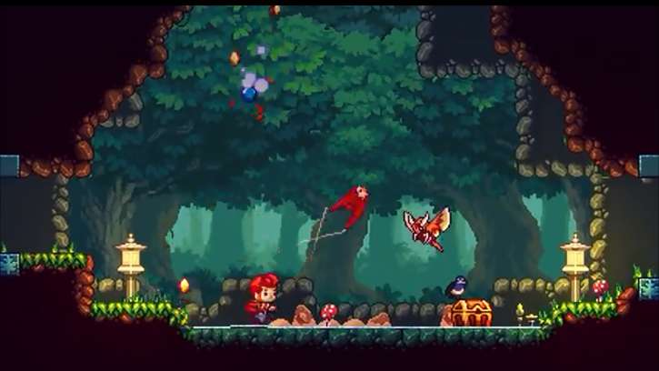 The Unique Platformer Eagle Island Is Now Available To PC Gamers Via The Steam Platform