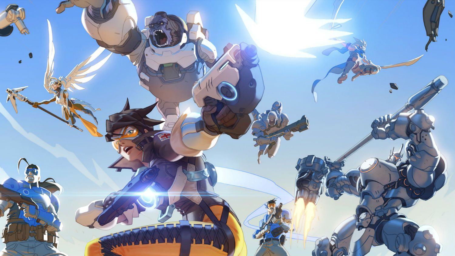 Surprise: Blizzard Might Just Release Its Popular Multiplayer Shooter Overwatch For The Nintendo Switch