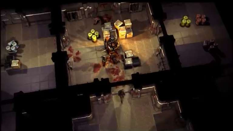 The Turn-Based, Top-Down Jupiter Hell Enters Early Access On Steam Starting Next Week