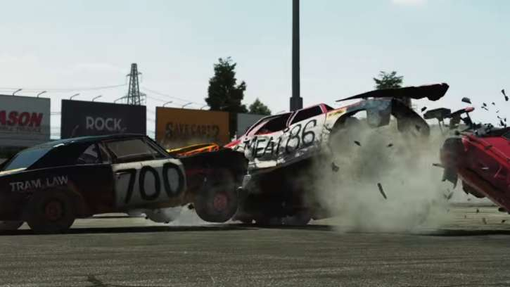 PS4 And Xbox One Version Of Wreckfest Finally Gets An Official Release Date