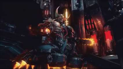 A New Foe Called Doom Hunter Was Just Revealed In Doom Eternal; Looks Like A Formidable Opponent For The Doom Slayer