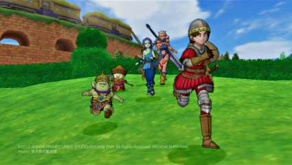 Dragon Quest X PS4 Is Now Able To Be Played In The US, No VPN Needed