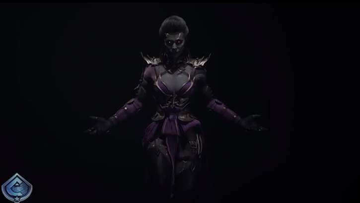 Sindel's Character Model Was Just Teased By Ed Boon For Mortal Kombat 11's Upcoming DLC